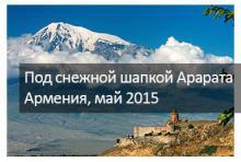 Армения, Арарат
